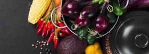 תמונה של ירקות טריים, גאוט תזונה